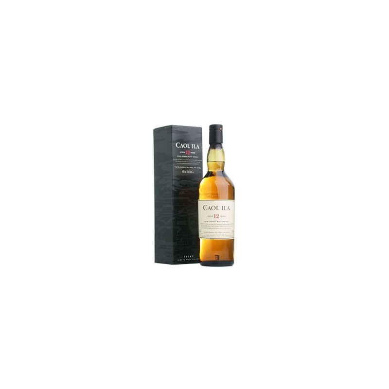 Caol Ila 12 Years Old Whisky