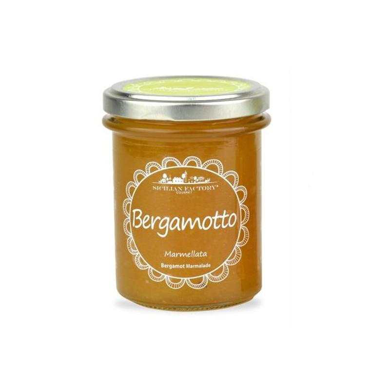 Sicilian Factory Marmellata di Bergamotto -