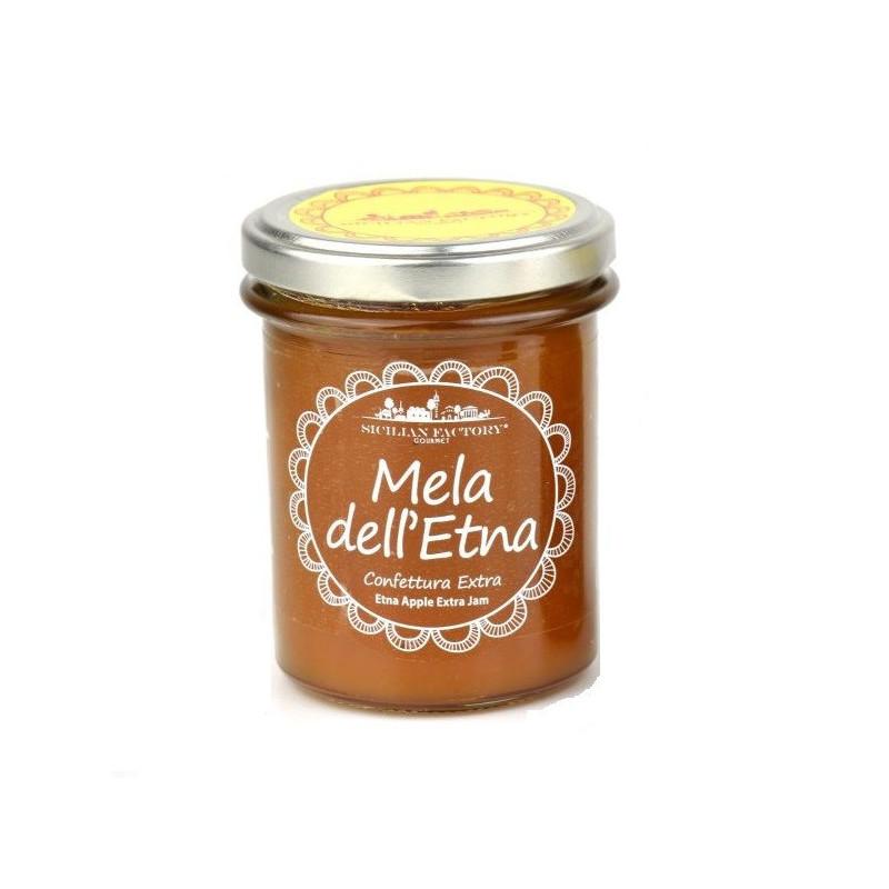 Sicilian Factory Confettura extra di Mele dell'Etna -