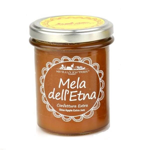 Sicilian Factory Confettura extra di Mele dell'Etna