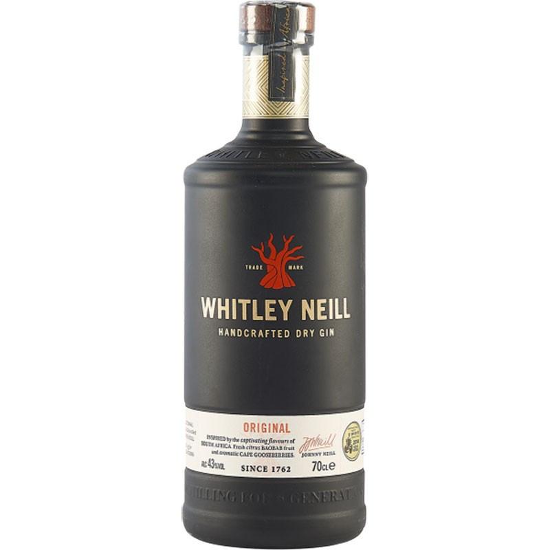 Whitley Neill Premium Original Dry Gin -