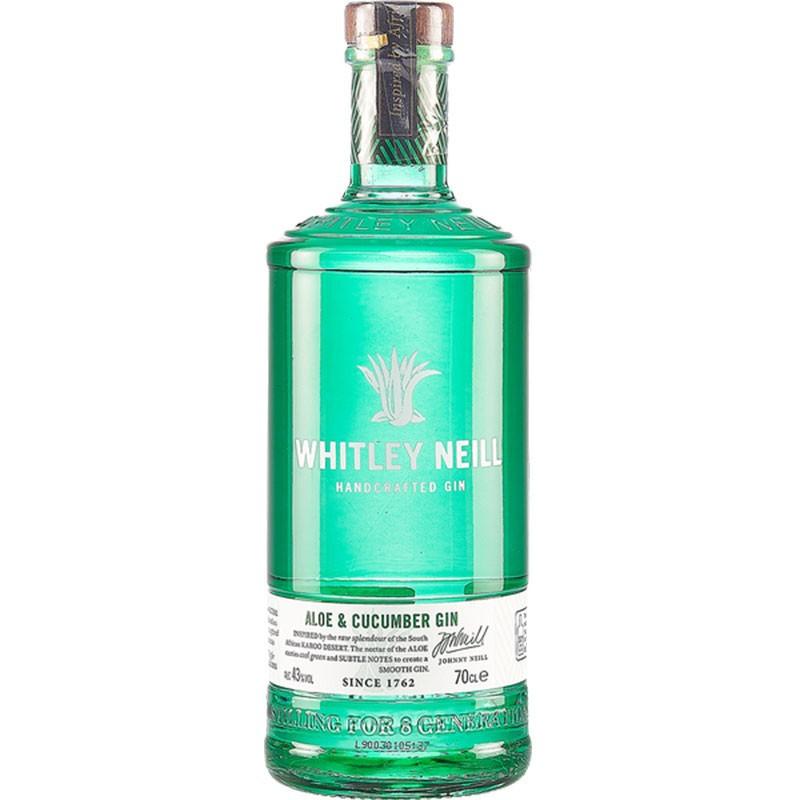 Gin Whitley Neill Aloe & Cucumber -