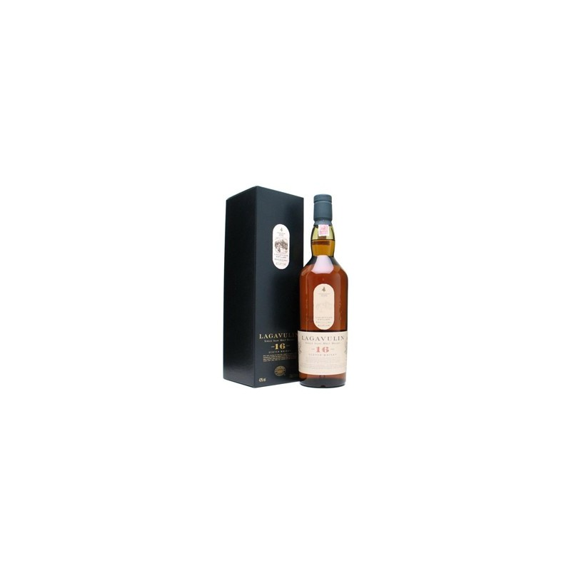 Lagavulin Single Islay Malt Whisky 16 Years Old -
