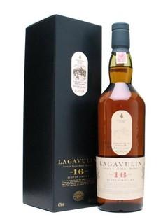 Lagavulin Single Islay Malt Whisky 16 Years Old