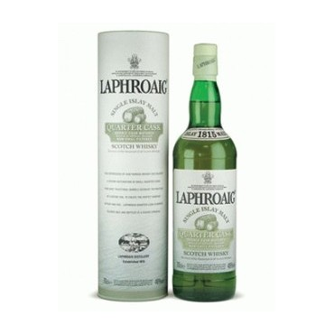 Laphroaig Quarter Cask Single Islay Malt Whisky -