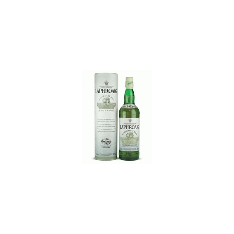Laphroaig Quarter Cask Single Islay Malt Whisky -