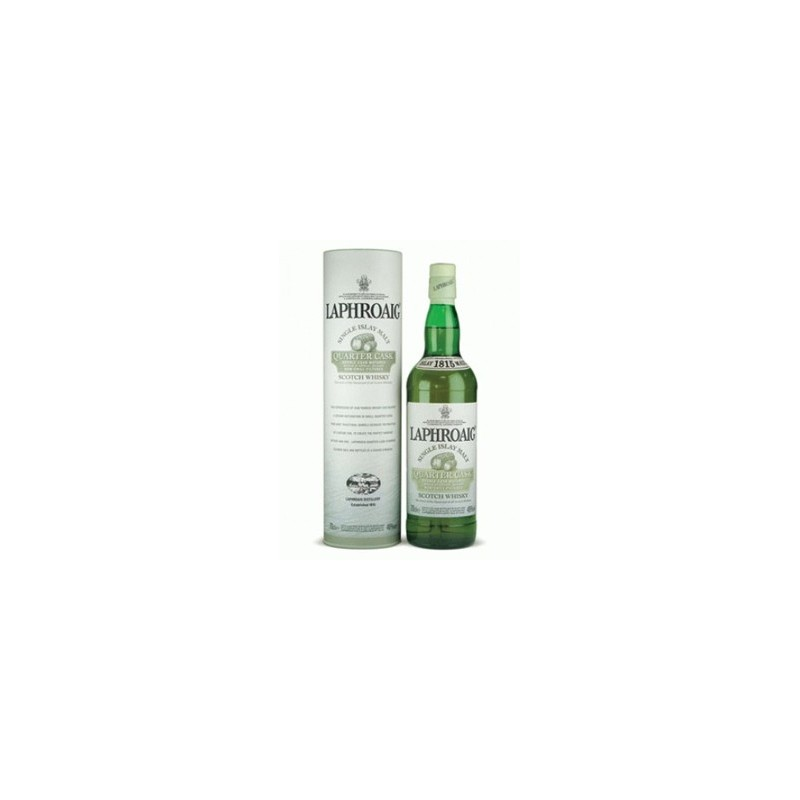 Whisky Laphroaig Quarter Cask Single Islay Malt -