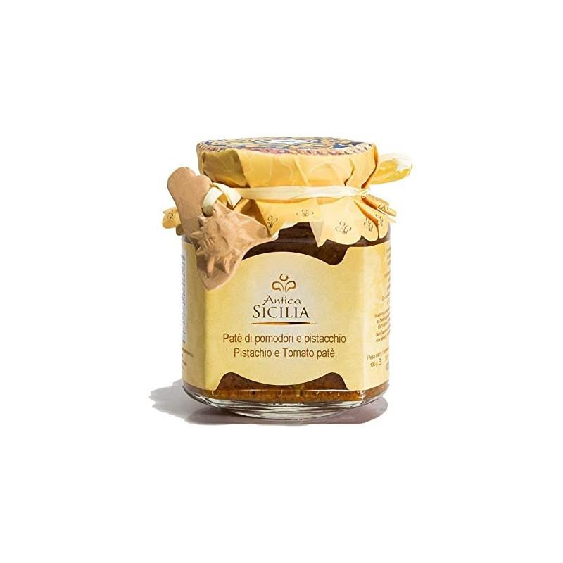 Antica Sicilia Patè di pomodori e pistacchio -