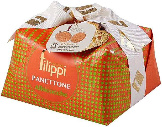 Filippi Panettone con Albicocche