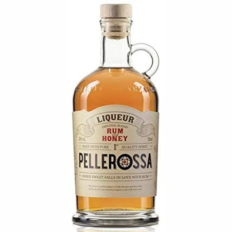 Rum Marzadro Pellerossa Original Blend -