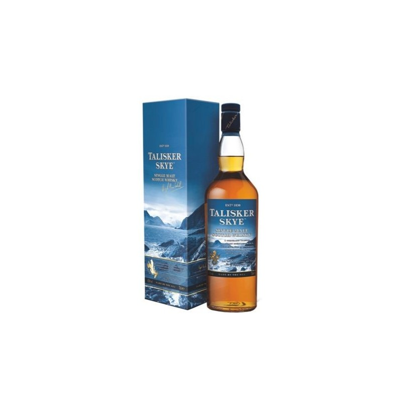 Talisker Skye Single Malt Whisky -