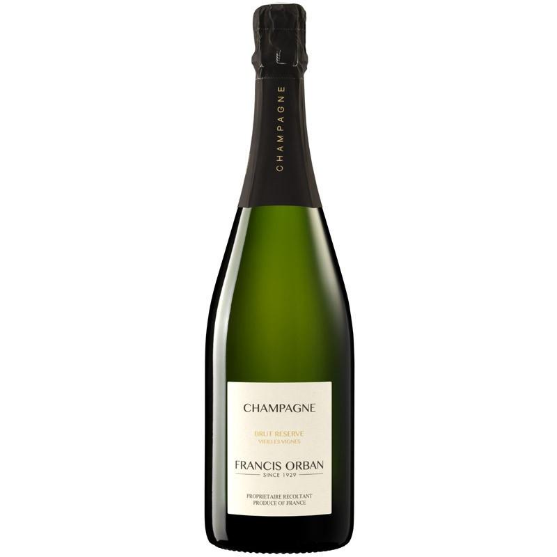 Francis Orban Champagne BRUT RÉSERVE Vieilles Vignes -