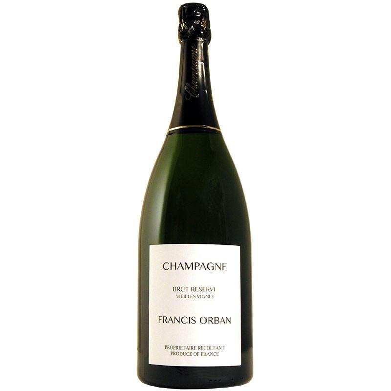 Francis Orban Champagne Brut Réserve Vieilles Vignes Magnum -