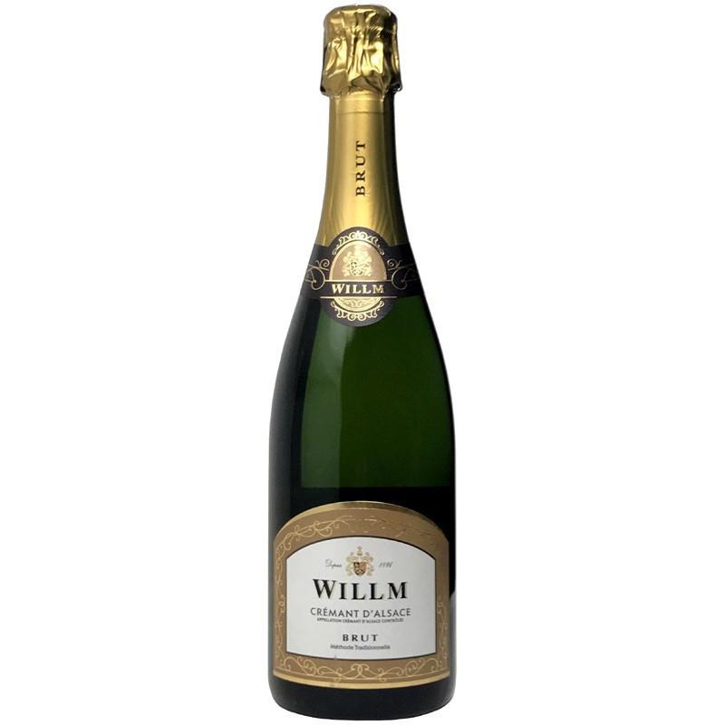 Willm Cremant d'Alsace Brut -