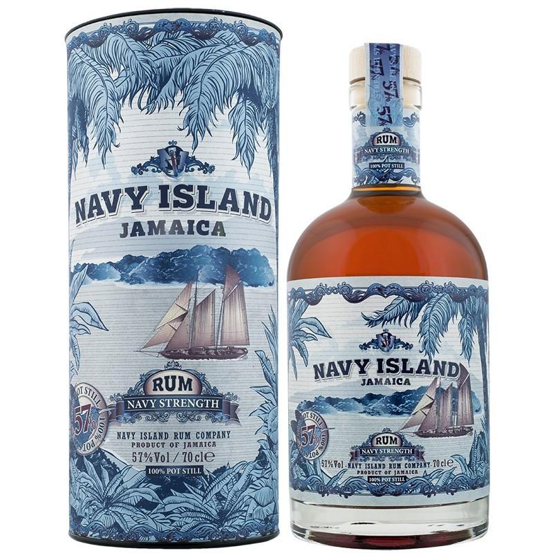 Rum Navy Island XO Navy Strenght - Rum-Navy-Island_Navy-Strenght