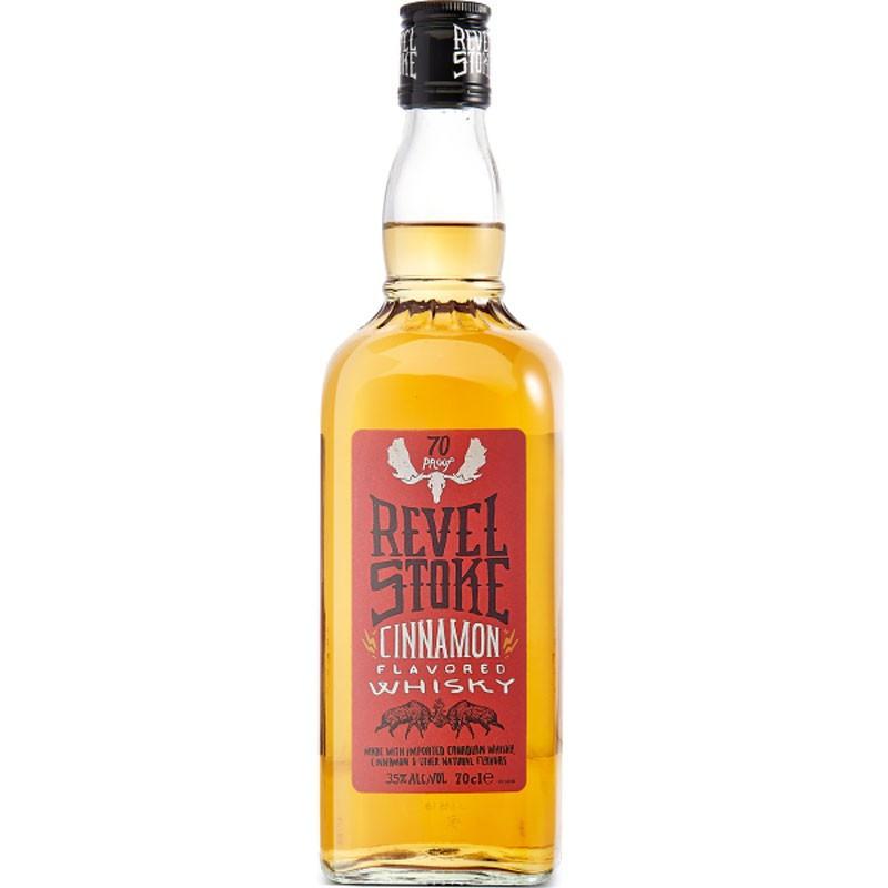 Whisky Revel Stoke Cinnamon -