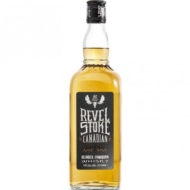 Whisky Revel Stoke Canadian Blend - Revel Stoke Blended Whisky