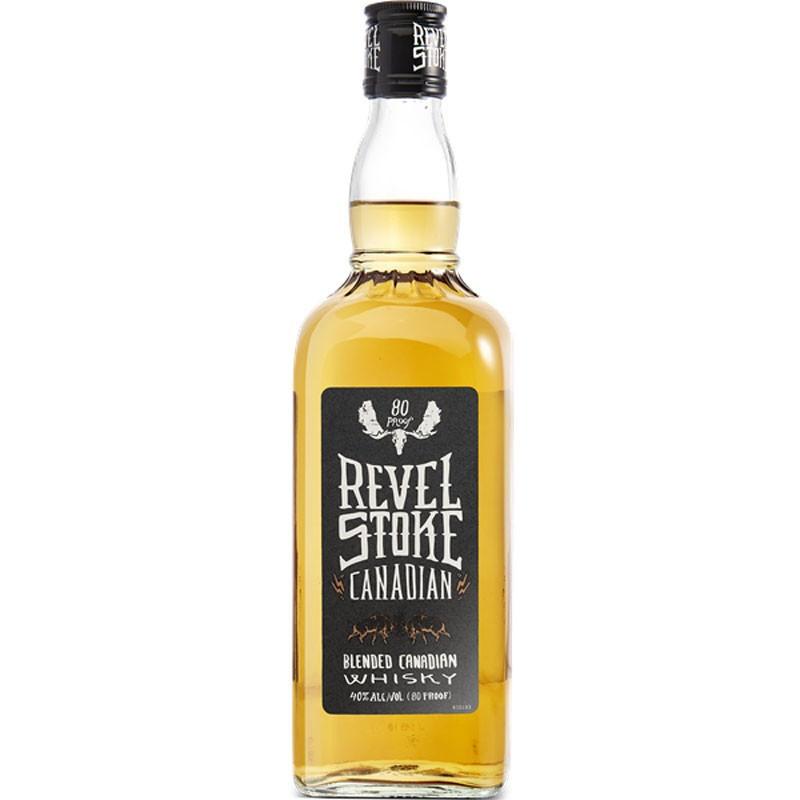 Whisky Revel Stoke Canadian Blend -