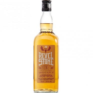 Whisky Revel Stoke Honey -