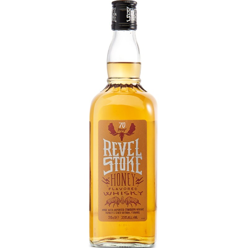 Whisky Revel Stoke Honey -