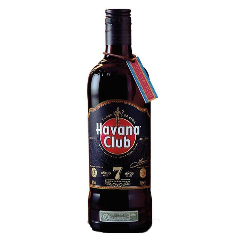 Havana Club 7 Anejo Rum -