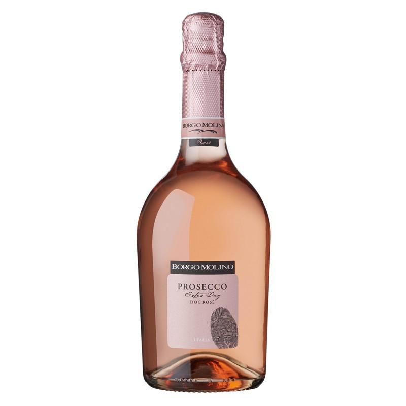Borgo Molino Prosecco Doc Rosé Extra Dry - Borgo molino Prosecco Rose