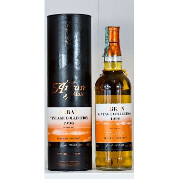 Whisky Single Malt Arran Vintage collection 1996 -