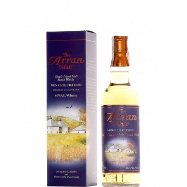 Whisky Arran The Arran Malt non chillfiltered -