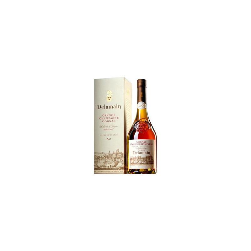 Cognac Delamain Grande Champagne Pale & Dry -