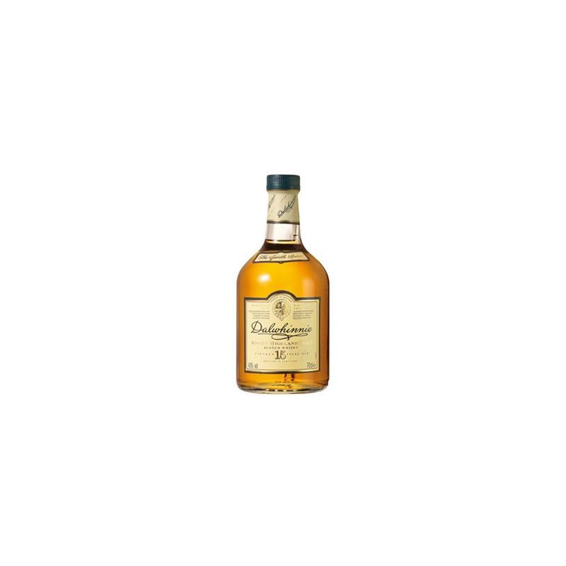 Dalwhinnie Single Malt Whisky 15 Years Old -