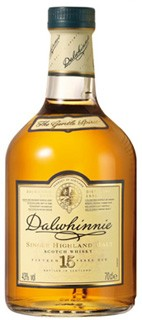 Dalwhinnie Single Malt Whisky 15 Years Old