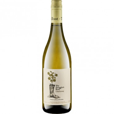 Richard Kershaw Wines Smuggler's Boot Western Cape Chardonnay 2017 -