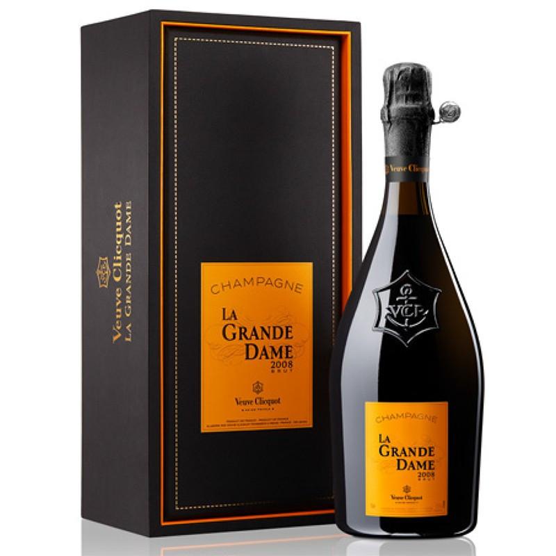 Veuve Clicquot La Grande Dame 2008 Coffret Champagne -