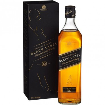 Johnnie Walker Black Label 12 Y.O. -