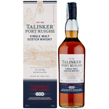 Talisker Port Ruighe Single Malt Whisky -