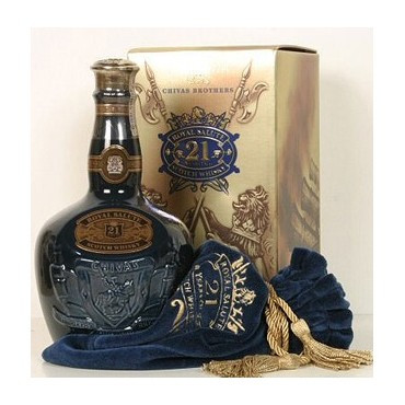Chivas Royal Salute 21 Years Old -