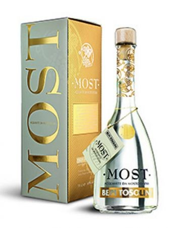 Tosolini Most Acquavite Uve Miste (Astucciato)