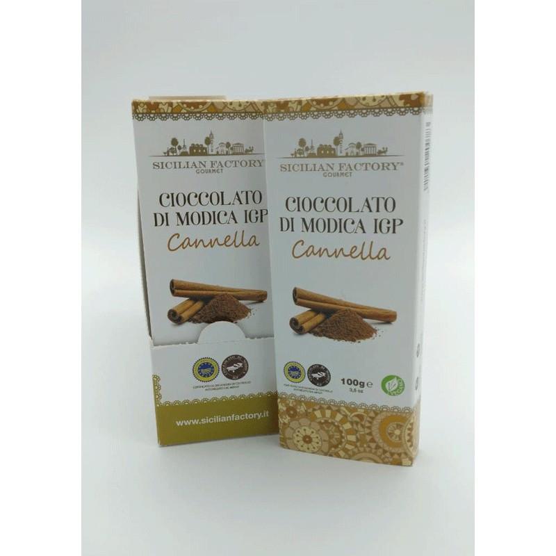 Sicilian Factory Cioccolato di Modica alla Cannella -