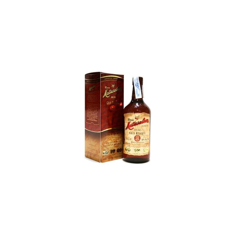 Rum Matusalem Gran Reserva 15 Anos -