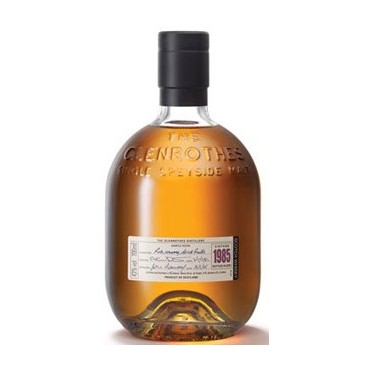 Glenrothes 1985 Single Speyside Malt Scotch Whisky -