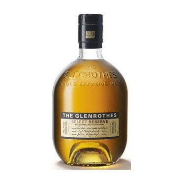 Glenrothes Select Reserve Single Speyside Malt Scotch Whisky -