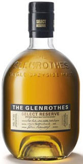 Glenrothes Select Reserve Single Speyside Malt Scotch Whisky