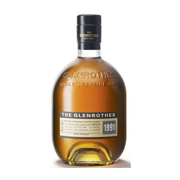 Glenrothes 1991 Single Speyside Malt Scotch Whisky -