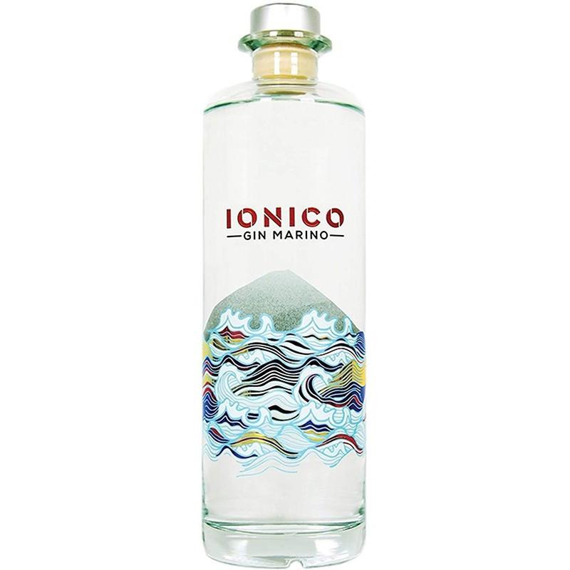 Gin Ionico ai Cristalli di Sale Cl. 70 -