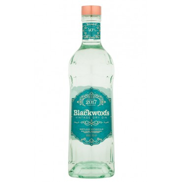 Gin Blackwood's Strong 60% -