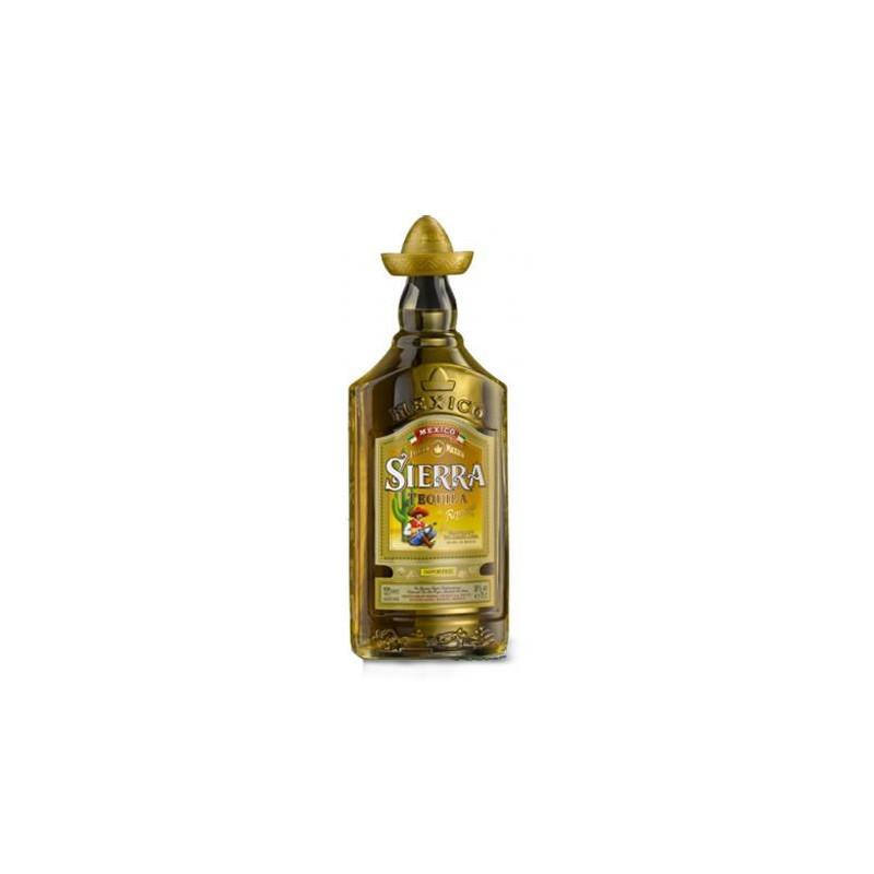 Sierra Tequila Reposado -