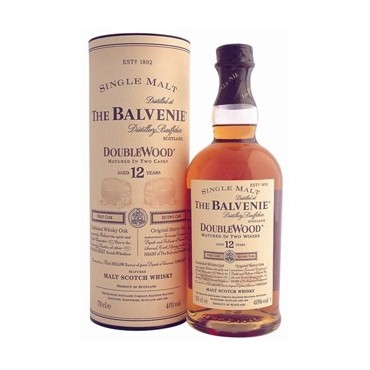 The Balvenie Double Wood Malt Scotch Whisky 12 Anni -