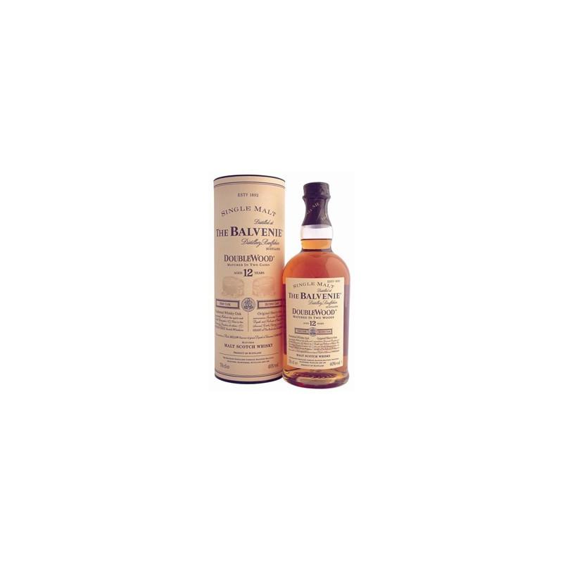 The Balvenie Double Wood Malt Scotch Whisky 12 Anni -