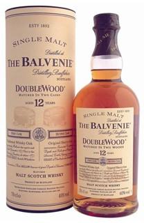 The Balvenie Double Wood Malt Scotch Whisky 12 Anni