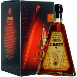 J. Bally Rum Vieux Agricole Pyramide 7 Ans D'age